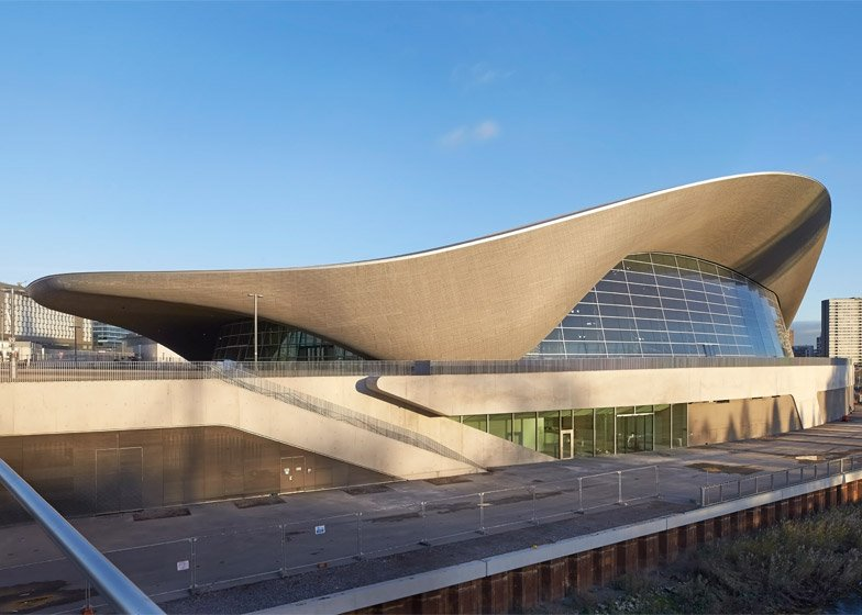 ... London Olympic Aquatics Centre, UK, 2012. Photograph by Hufton + Crow 1  of 27 ...