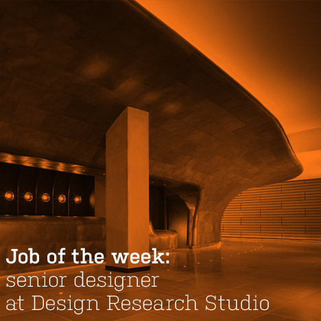 Dezeen Jobs architecture and design recruitment