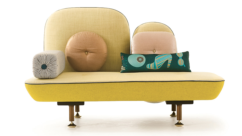 My Beautiful Backside Sofa by Doshi Levien