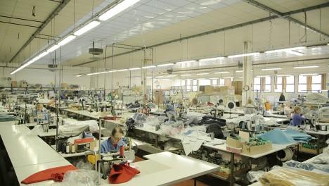 Moroso factory tour