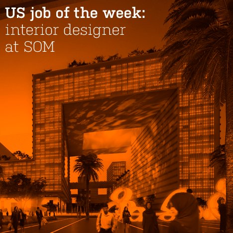 Work at SOM. SOM offers a rewarding career experience, a collaborative interdisciplinary environment, and the opportunity to work on some of the world's most exciting and progressive projects in architecture, engineering, urban planning, interior design, and environmental graphics.