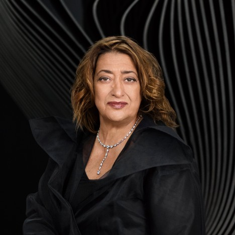 Zaha Hadid dies following a heart attack