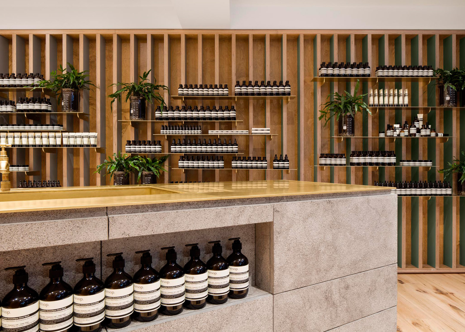Aesop Mile-end by Naturehumaine