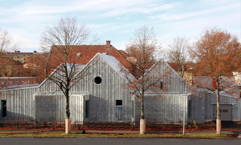 Alingsås District Court by Tengbom