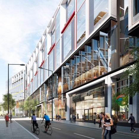 AHMM no longer involved in Google's London headquarters