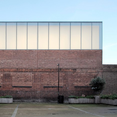 Caseyfierro completes five-year project to shape Anish Kapoor's London studios