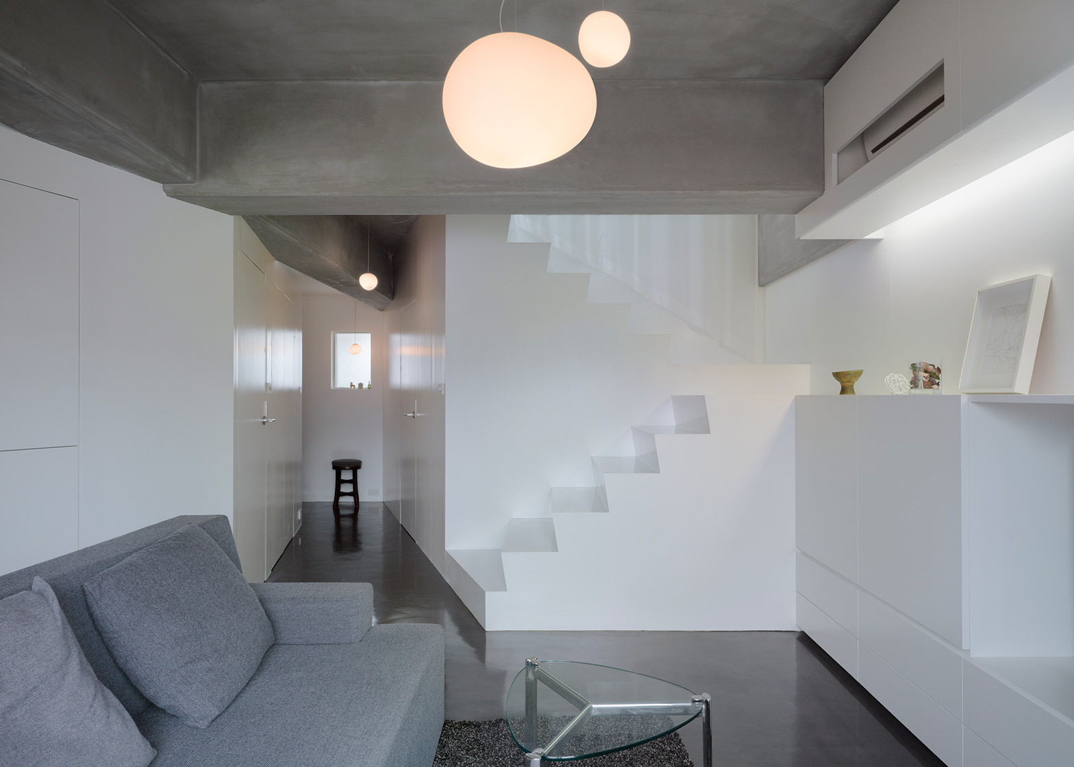 Apartment and Atelier in Arashiyama by UME Architects