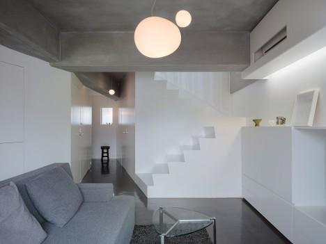 Apartment and Atelier in Arashiyama by UME Architects