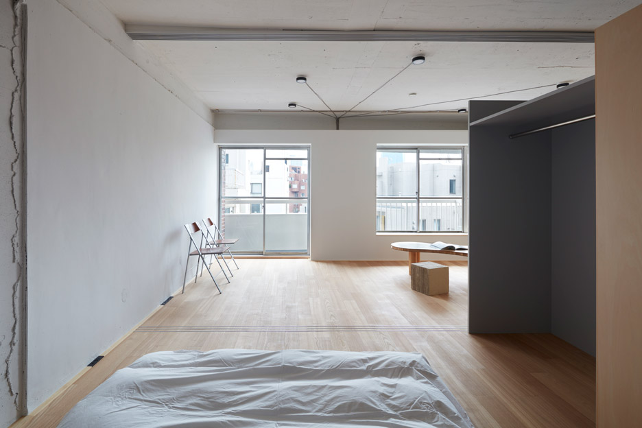 japanese apartment interior design ideas japanese apartment design Apartment interior by Frontofficetokyo in Akasaka, Tokyo