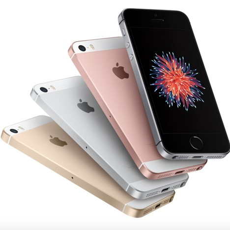 Apple downsizes its smartphone with launch of iPhone SE