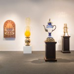 10 Years of Studio Job on view at the Armory Show art fair in New York