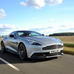 The Skyfall Silver Vanquish by Aston Martin