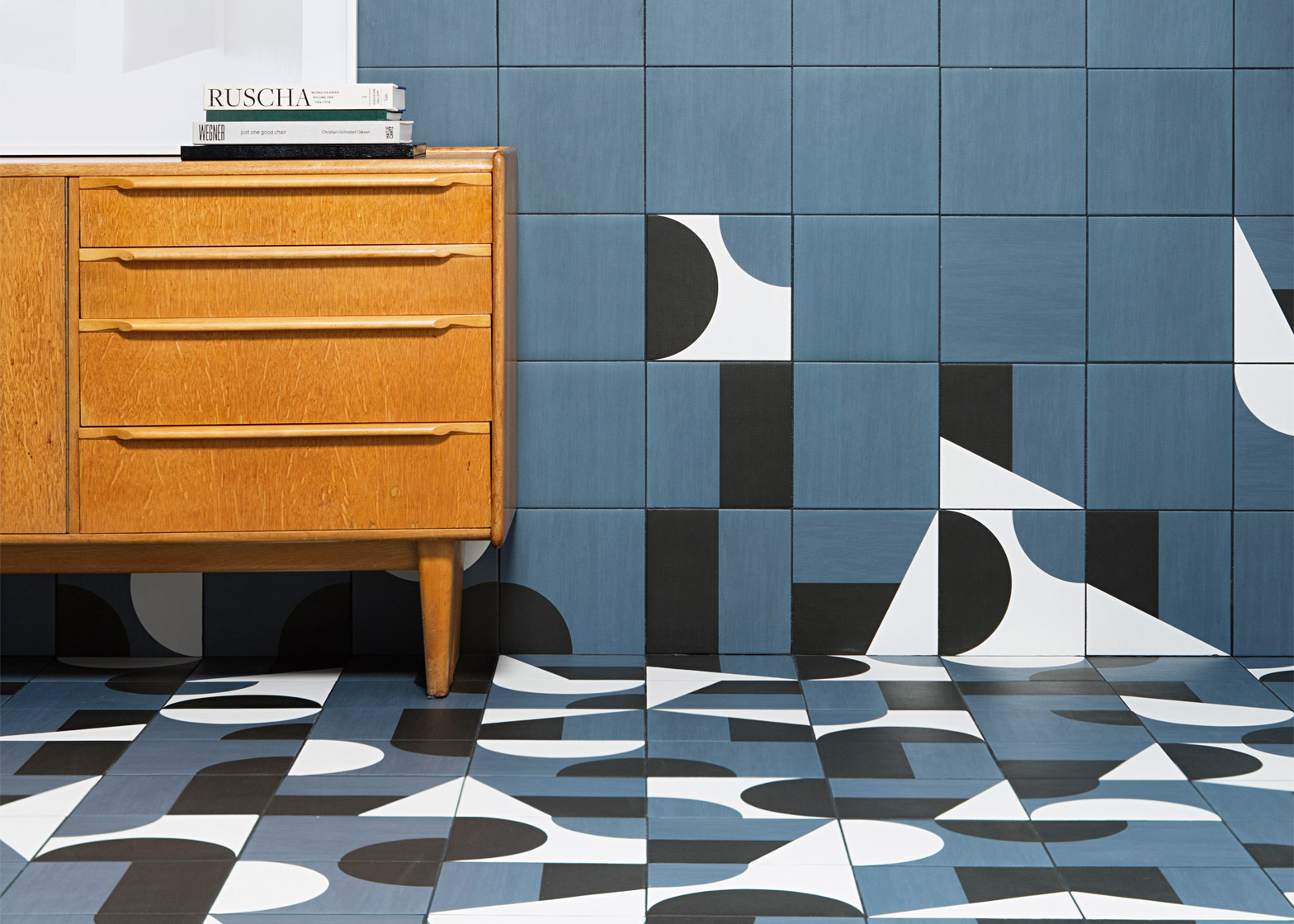 Barber and osgerby to launch two tile collections for mutina for Architectural decoration crossword clue