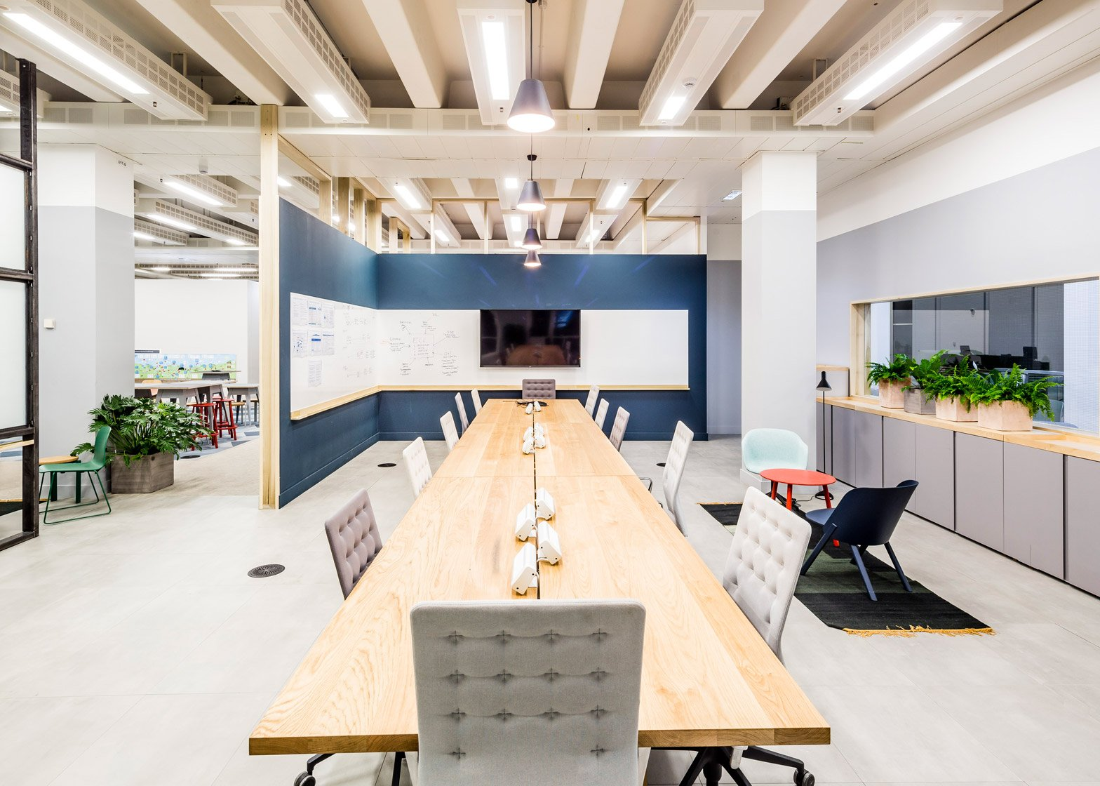 Barclaycard AGILE workplace by APALONDON