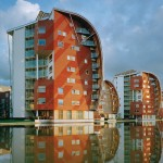 The Armada Housing in Den Bosch, The Netherlands was completed in 2003