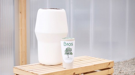 The Bios Incube designed by Bios Urn in Barcelona, Spain