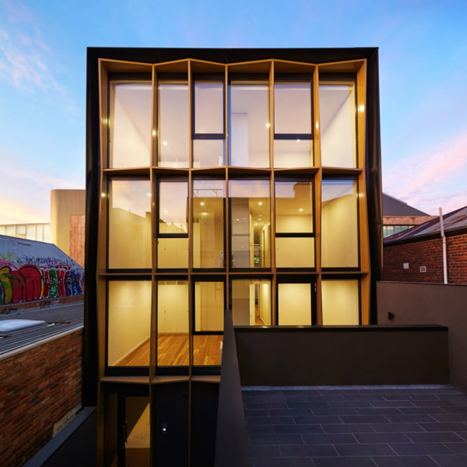 Boutique Apartment Building by Droo in Melbourne Australia
