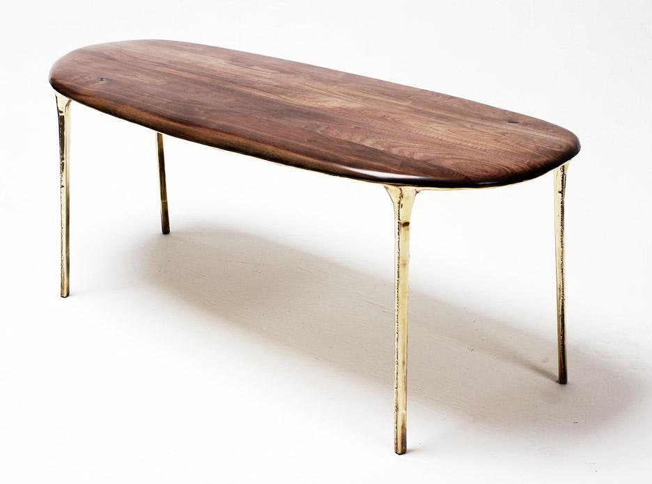 brass furniture. Brass Pieces By Studio Valentin Loellmann Furniture 0