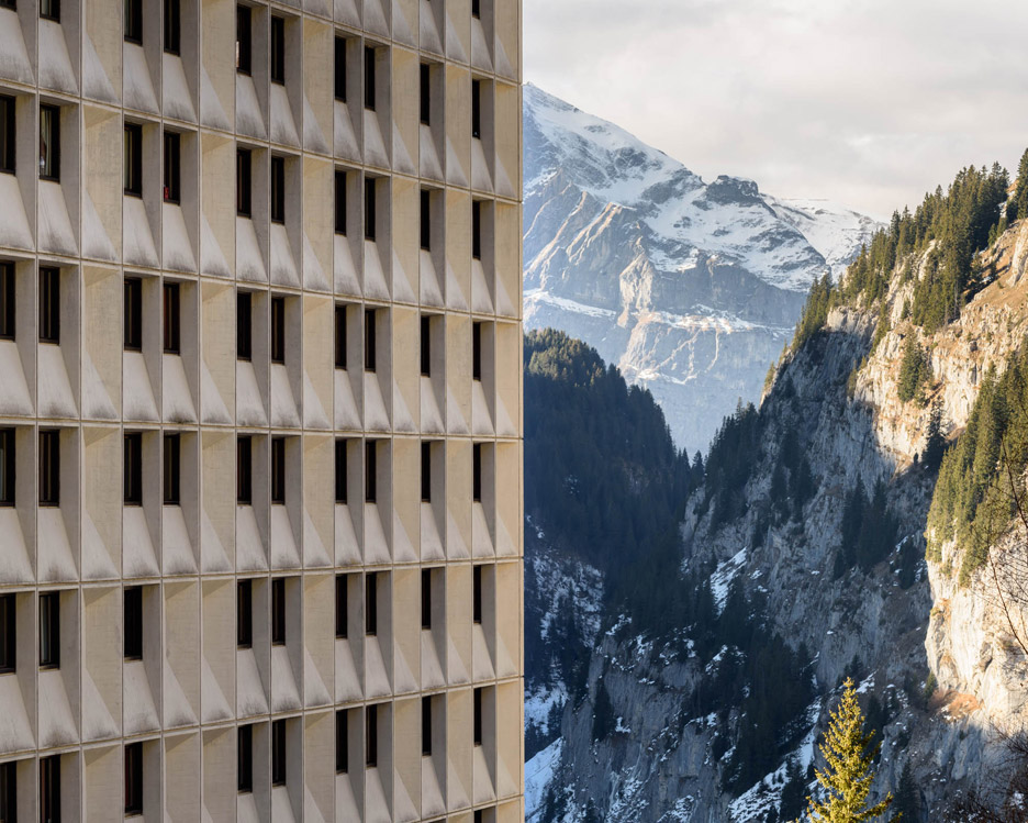 The Brutalist ski resort of Flaine, France by Alastair Philip Wiper