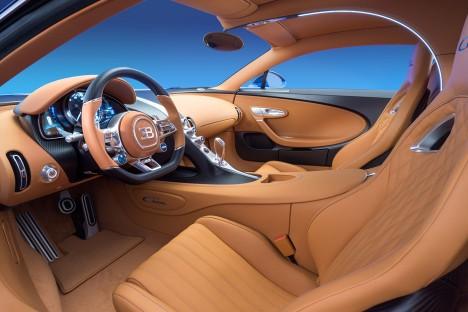 Bugatti at Geneva Motor Show