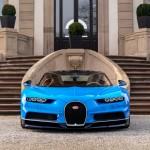 "Bugatti unveils ""world's fastest"" hypercar at Geneva Motor Show"
