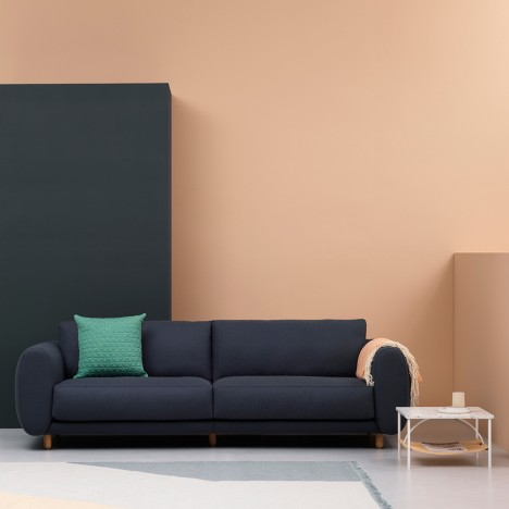 Stefan Borselius' Campo sofa for Fogia is named after an Italian piazza