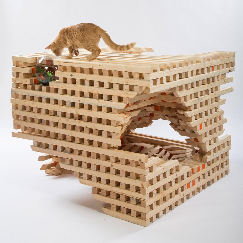 CatSCAPE by HOK