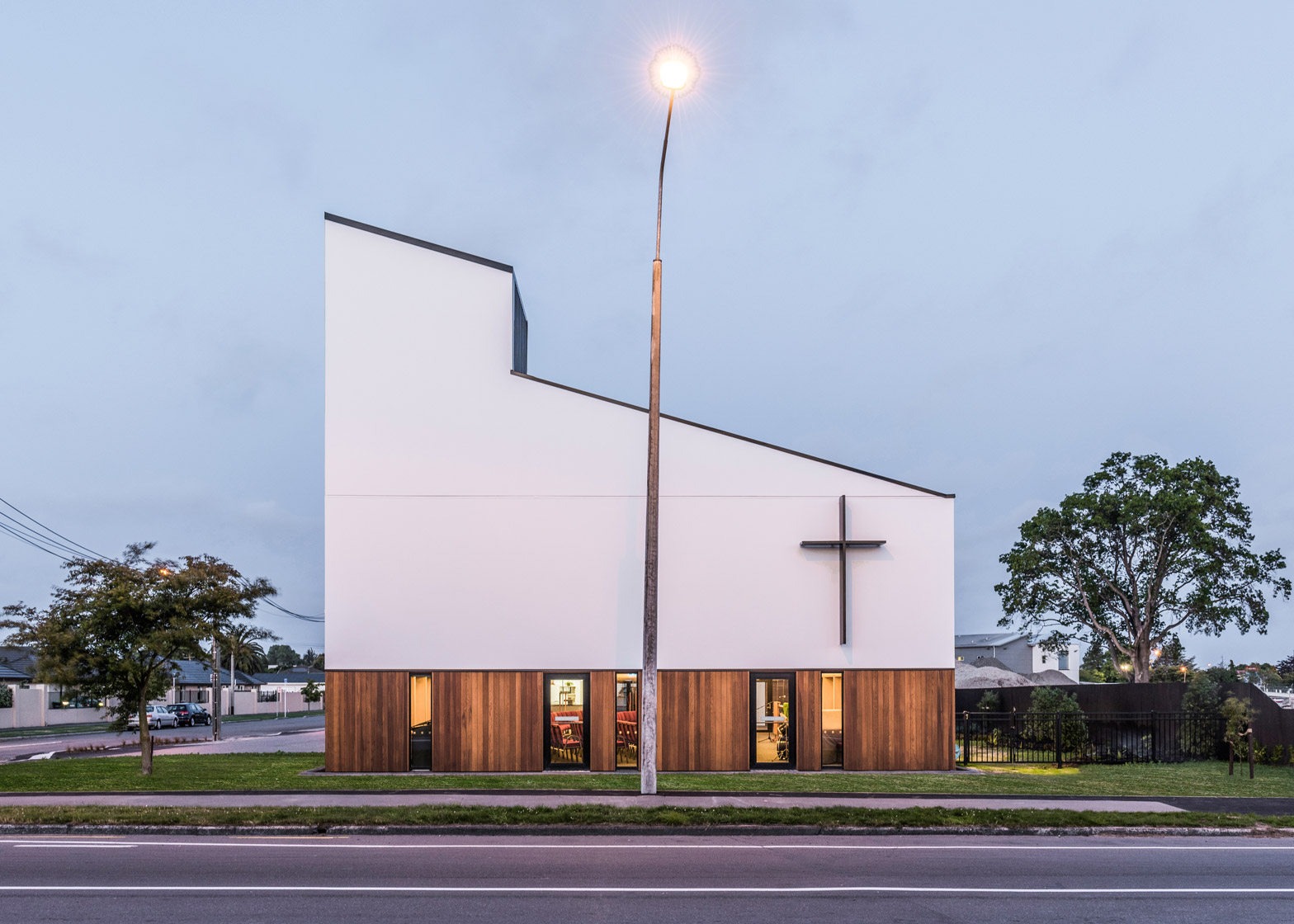 North Methodist Church by Dalman Architecture