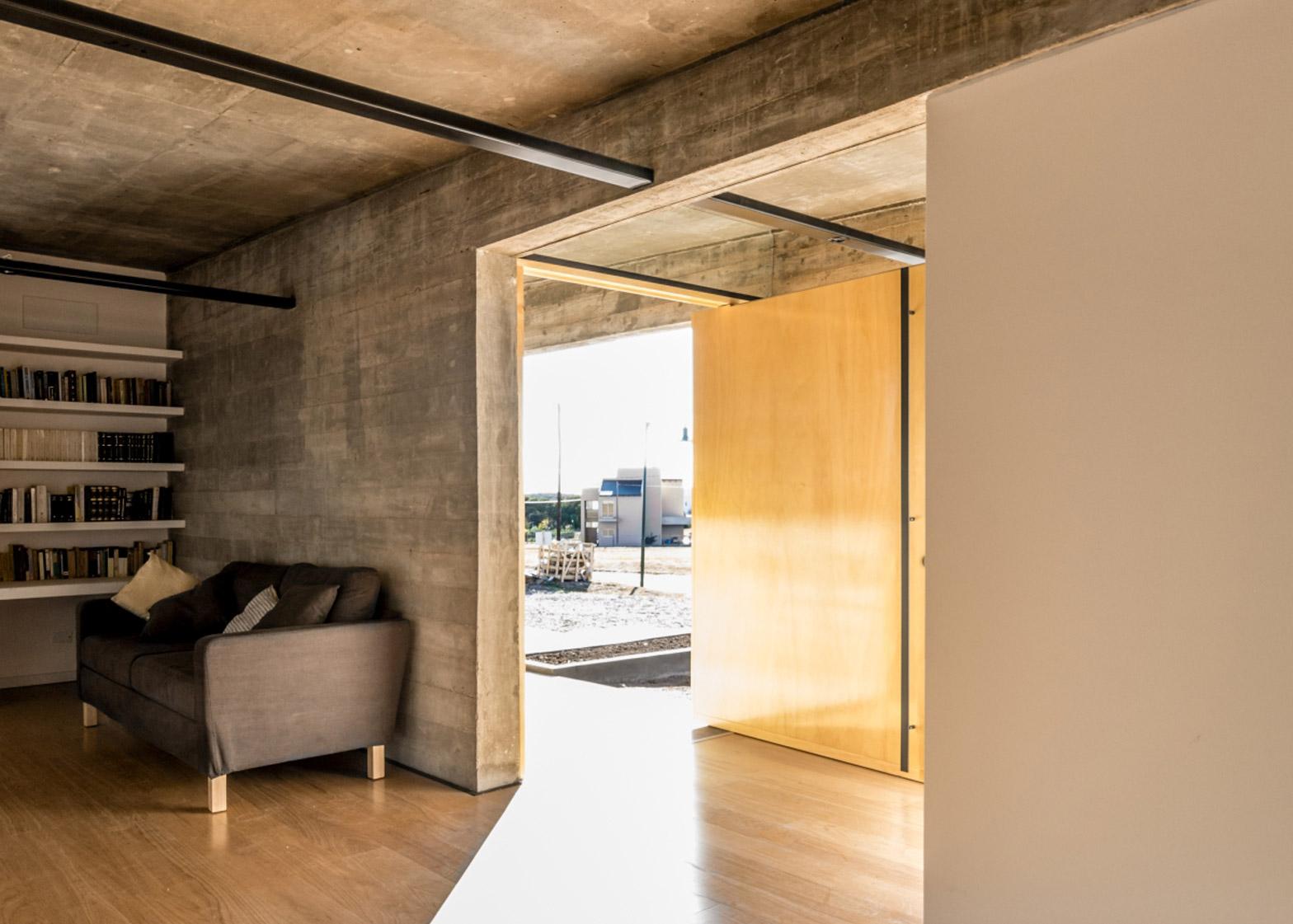 Corzuelas House by Tectum