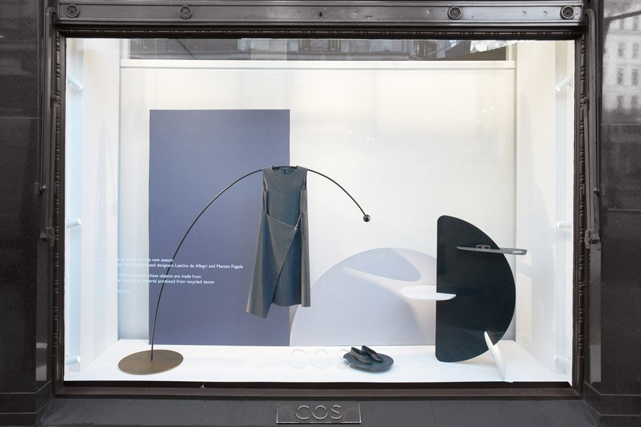 COS windows by De Allegri Fogale