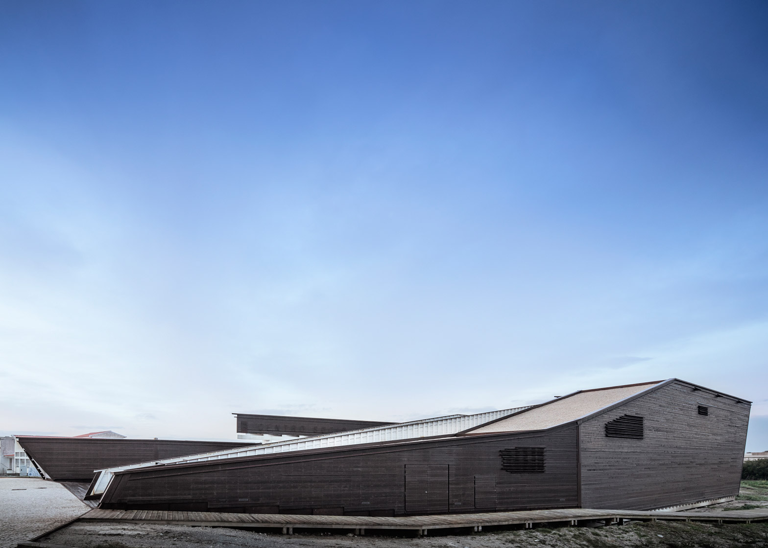 Cultural Center by ARX Portugal