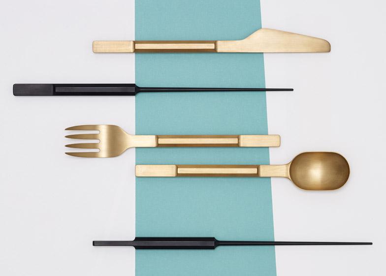 Cutlery by Baas & Koichi