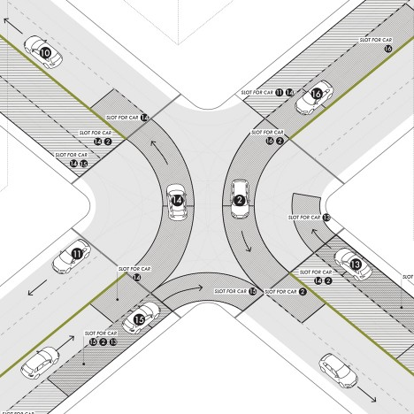 "MIT researchers plan ""death of the traffic light"" with smart intersections"