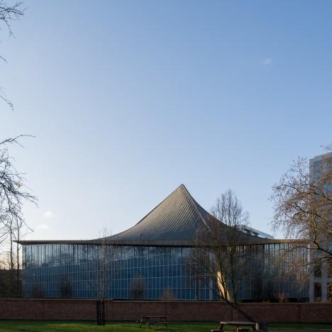Design Museum announces November opening for new John Pawson-designed home