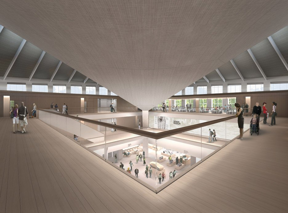 Design Museum to open in November