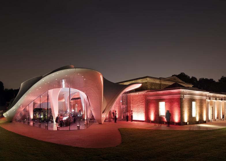 Serpentine Sackler Gallery, London, UK