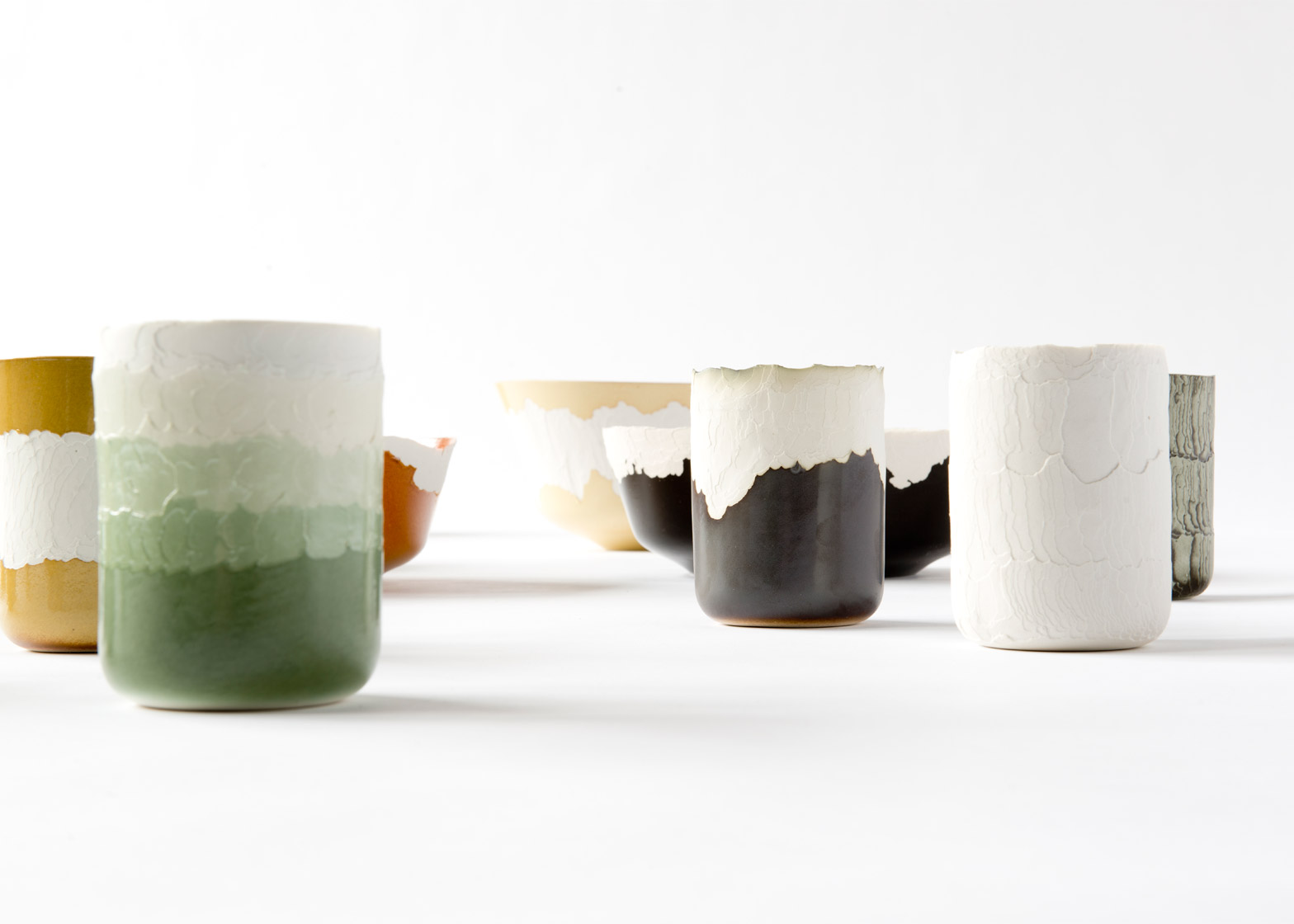 Erosion Set by Studio Floris Wubben