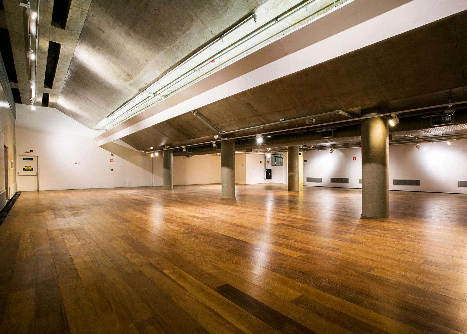 Espaço Cultural Porto Seguro by São Paulo Arquitetura