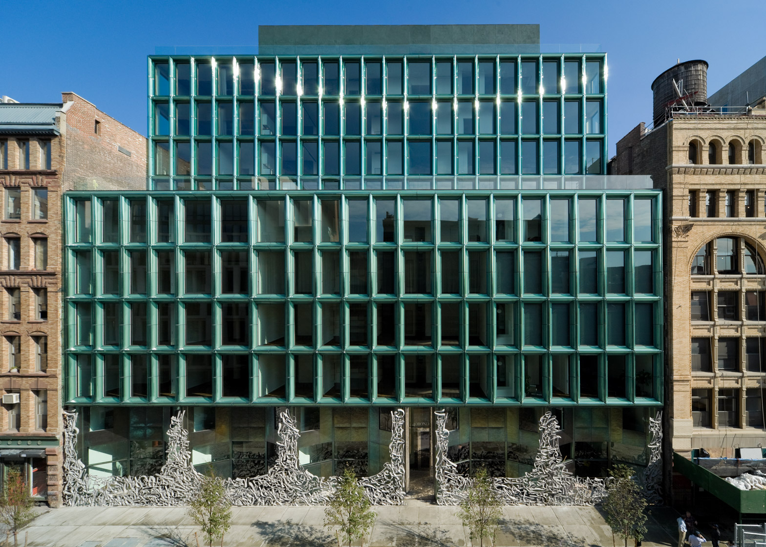 Recently Schrager has turned his attention to the luxury condominium market with a series of buildings designed by Herzog & de Meuron. 40 Bond opened in 2007