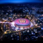 FC Barcelona selects Nikken Sekkei team to overhaul Camp Nou stadium