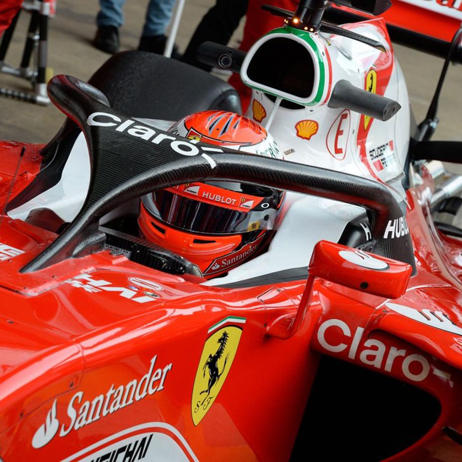 Formula One Halo