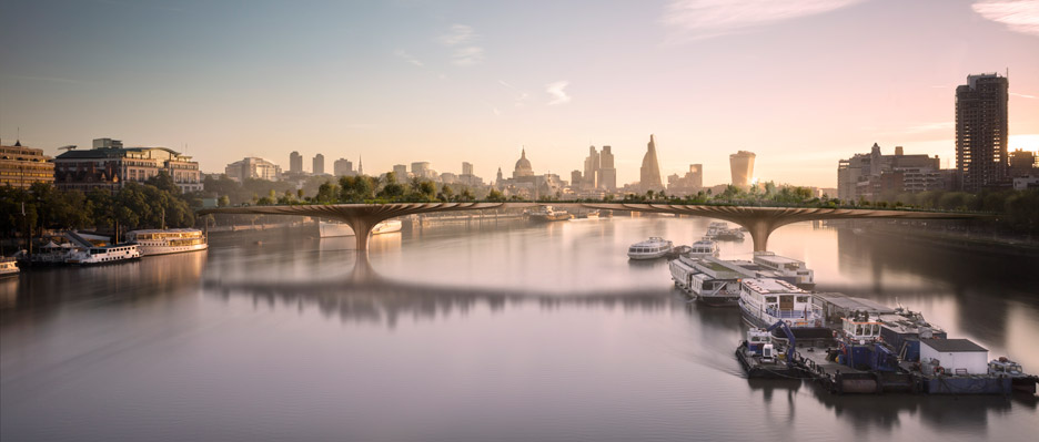 Garden Bridge update