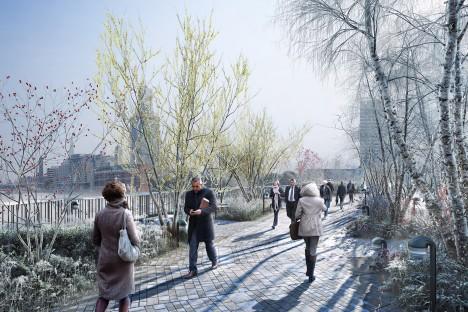 Garden Bridge update