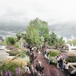 Garden Bridge moves towards construction despite ongoing controversy