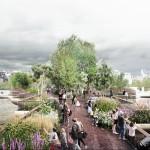 Garden Bridge moves towards construction despite ongoing controversy