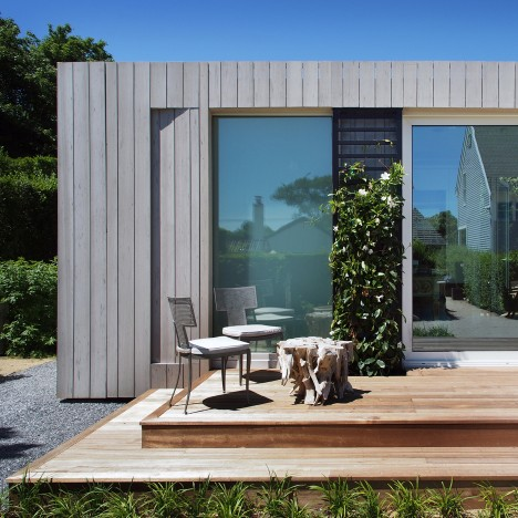 "Prefabricated tiny homes by Cocoon9 designed to meet demand for ""efficiency and luxury"""