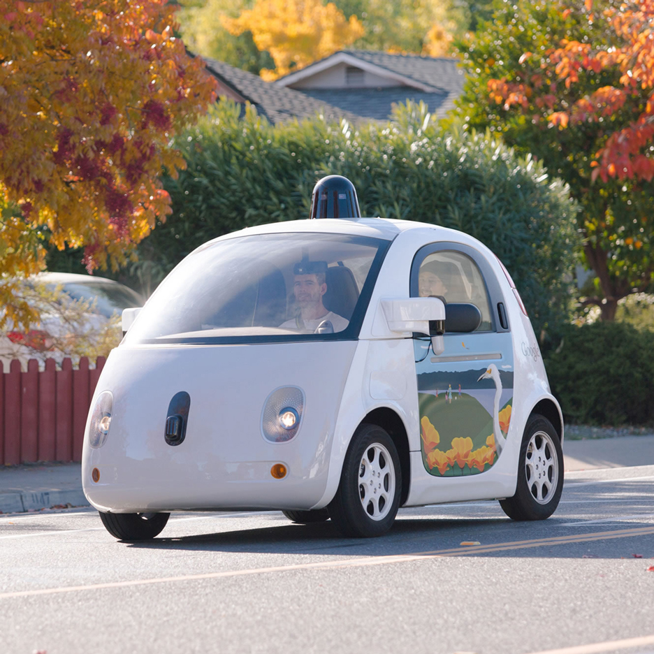 Google's self-driving vehicle crashes with bus in California