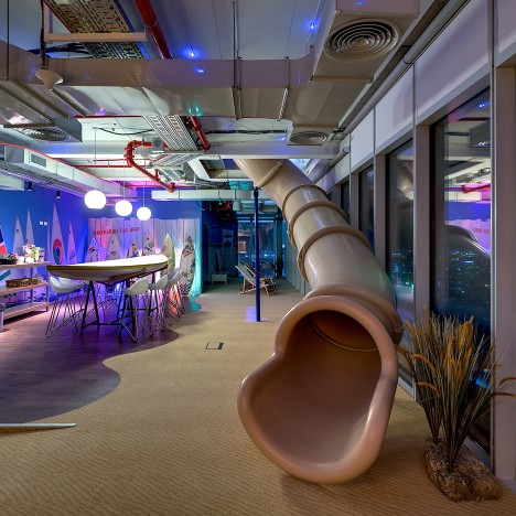 Google has had a negative effect on office design, says Jeremy Myerson