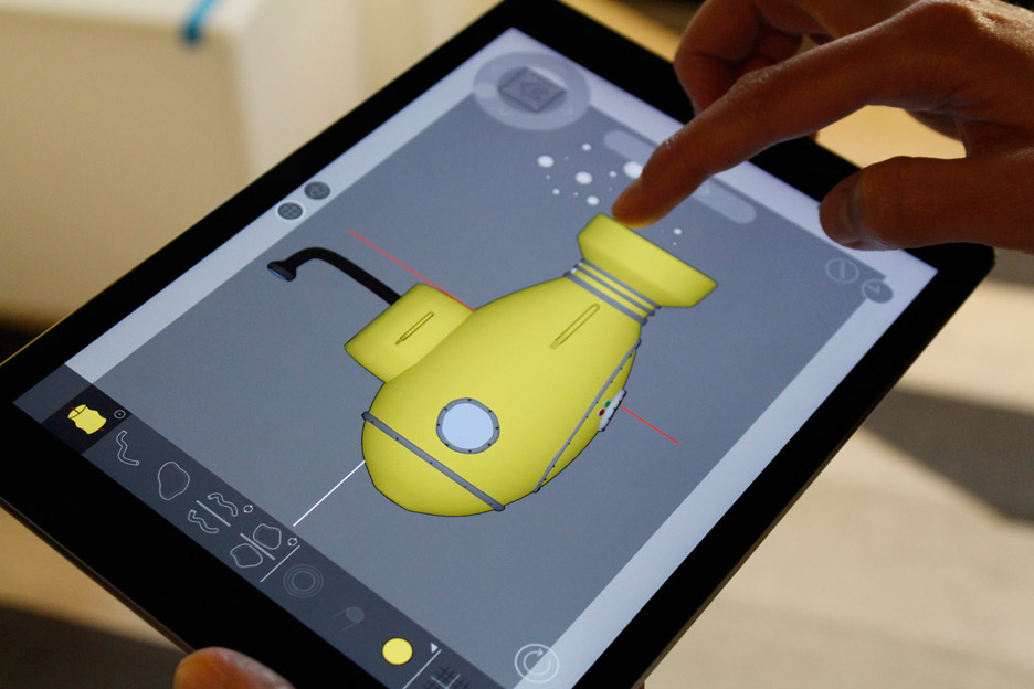 Sketch App gravity sketch app aims to lower the barriers to 3d literacy