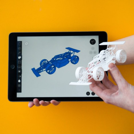 """Gravity Sketch app aims to """"lower the barriers to 3D literacy"""""""